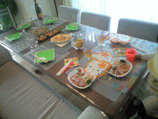 節分パーティー1